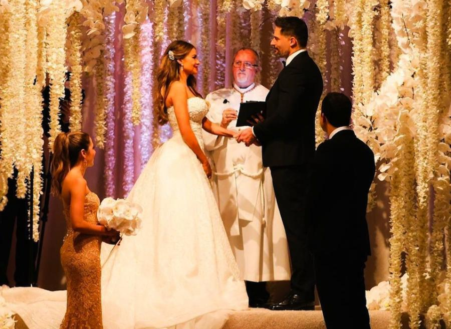 Ślub Sofii Vergary i Joe Manganiello