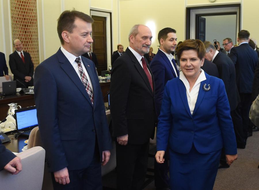 Rząd PiS i Beata Szydło