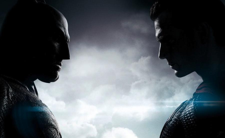 Superman nie lubi Batmana tylko przez chwilę