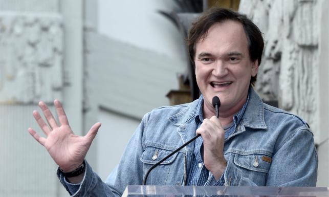 Tarantino w końcu doceniony. Ma swoją gwiazdę w Alei Sław [ZDJĘCIA]