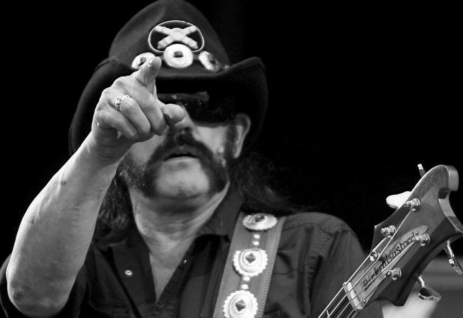 Zobacz ostatni koncert Lemmy\'ego
