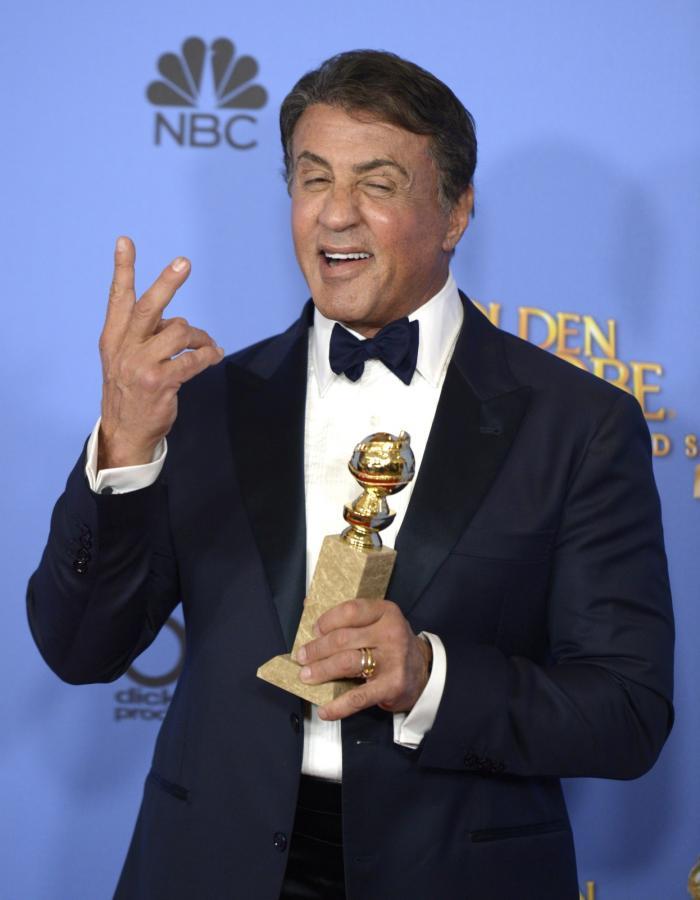 """Sylvester Stallone – najlepszy aktor drugoplanowy w filmie """"Creed. Narodziny legendy"""""""