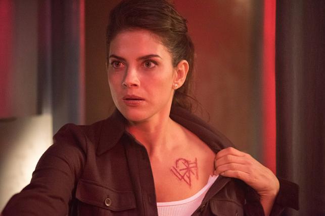 Weronika Rosati w serialu Supernatural