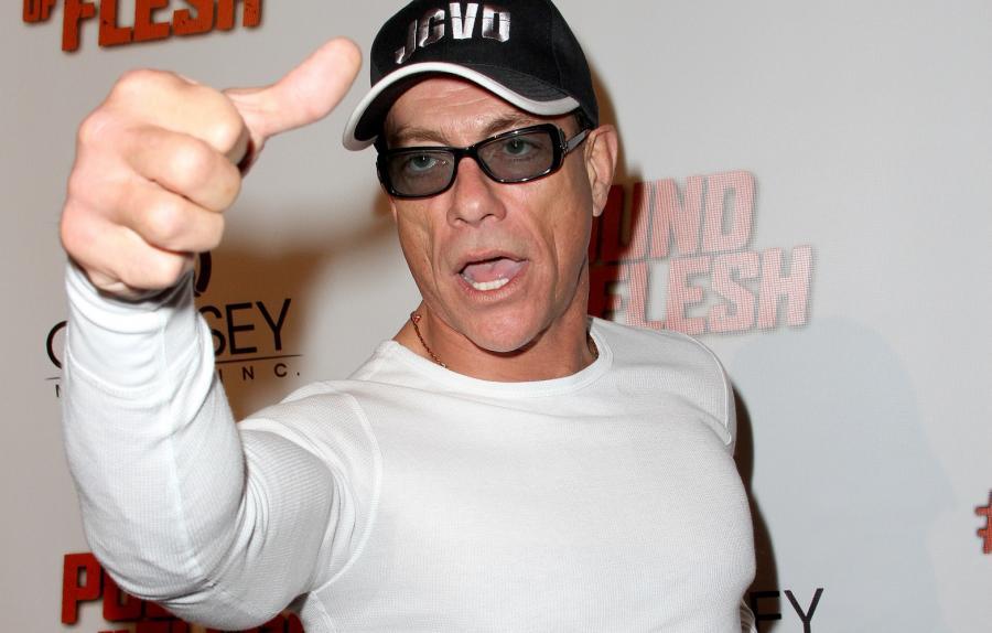 Jean-Claude Van Damme gwiazdą komedii... \