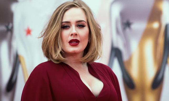 Adele, Rihanna, Kylie... Największe gwiazdy na gali Brit Awards 2016 [ZDJĘCIA]