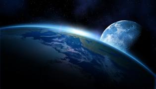Ziemia widziana z orbity