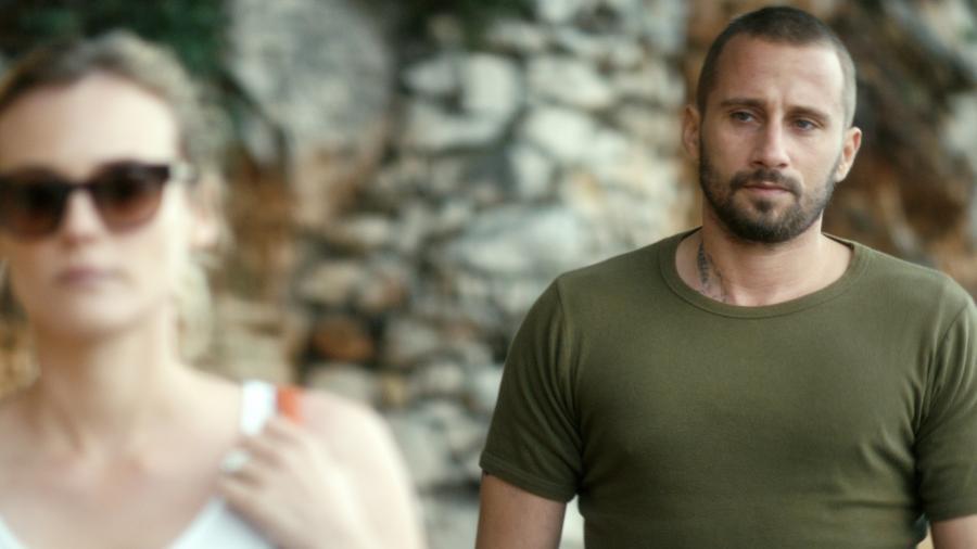 Matthias Schoenaerts cieniem dla Diane Kruger
