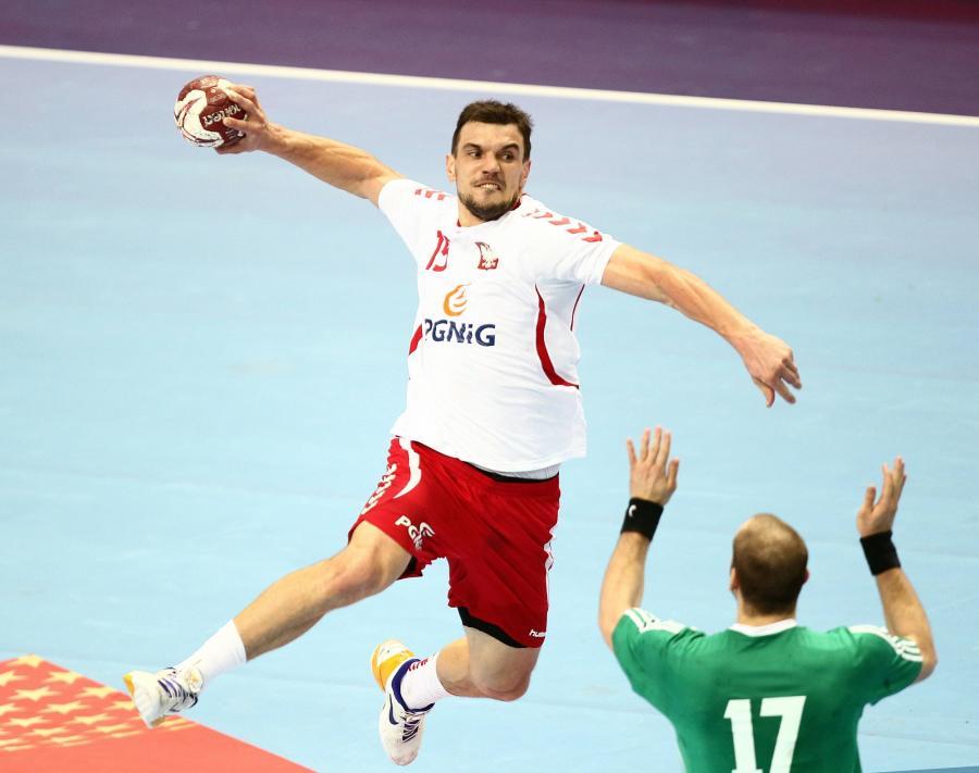 Michał Jurecki to podstawowy gracz reprezentacji Polski