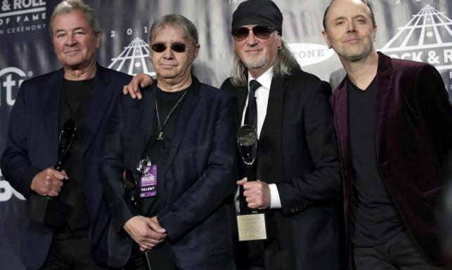 Tylko najwięksi z największych! Deep Purple i N.W.A. wprowadzone do elitarnego Rock and Roll Hall of Fame [ZDJĘCIA]