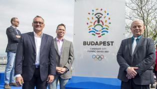 Logo igrzysk w Budapeszcie