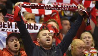 Kibic Liverpoolu