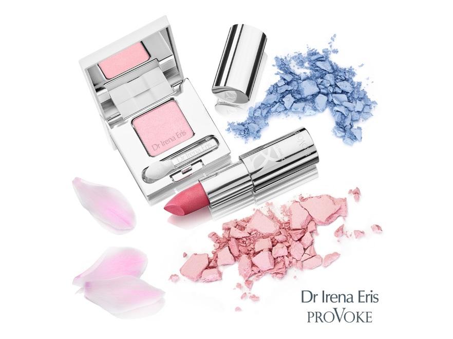 Kosmetyki do makijażu na wiosnę 2016 Dr Irena Eris PROVOKE