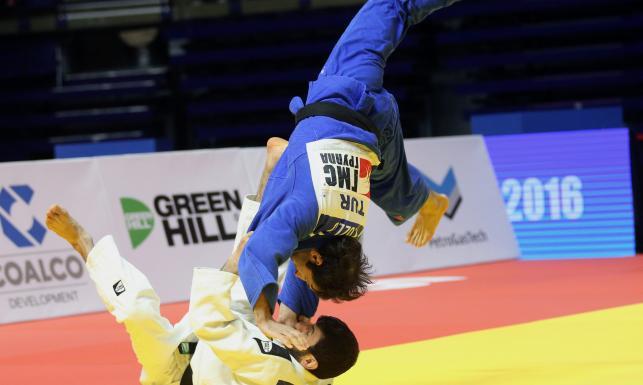 ME w judo: Eliminacyjne porażki Polaków w Kazaniu. ZDJĘCIA