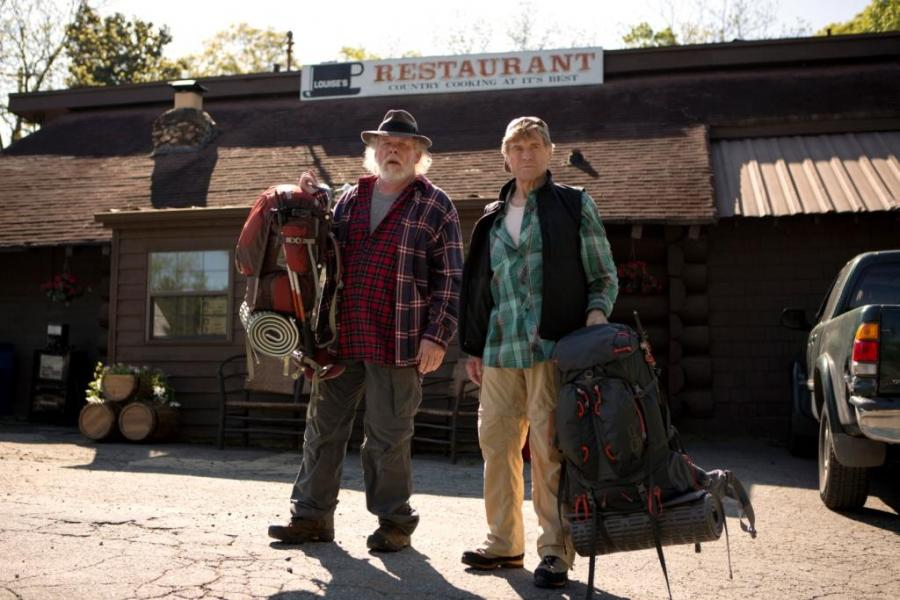 Robert Redford i Nick Nolte w drodze
