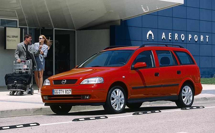 Opel Astra G Caravan 1998-2004