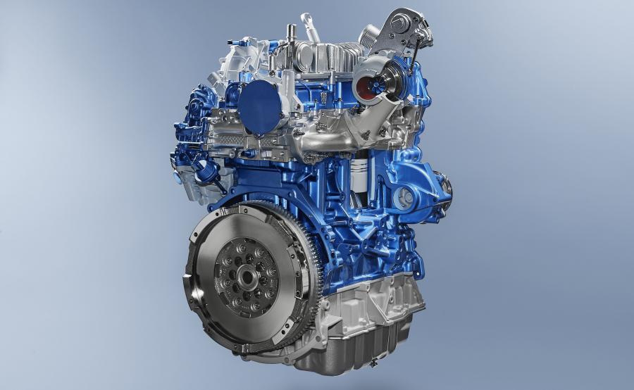 Nowy silnik wysokoprężny 2.0 EcoBlue