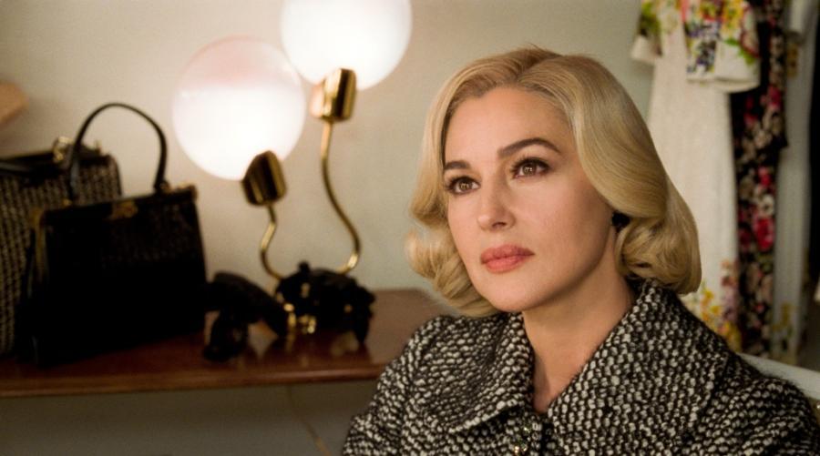 "Monica Bellucci blondynką na zdjęciach z filmu ""Ville-Marie"""