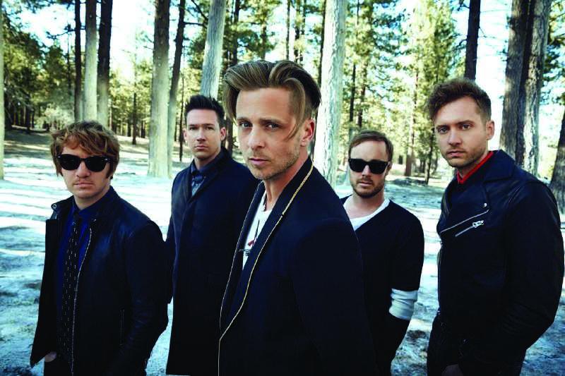 "OneRepublic pokazuje ""Wherever I Go"""