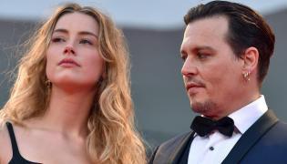 Amber Heard żąda rozwodu z Johnnym Deppem