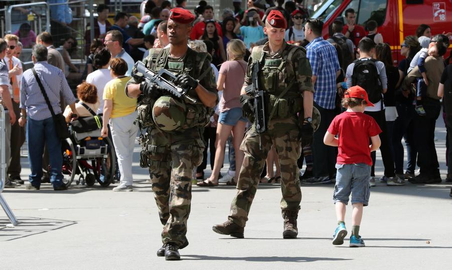 W Nicei zatrzymano Syryjczyków