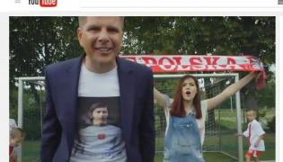 Filip Chajzer hymn Euro 2016