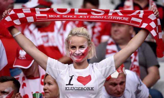 Tak polscy kibice wspierali kadrę Nawałki na Stade de France. Brawo Wy! ZDJĘCIA