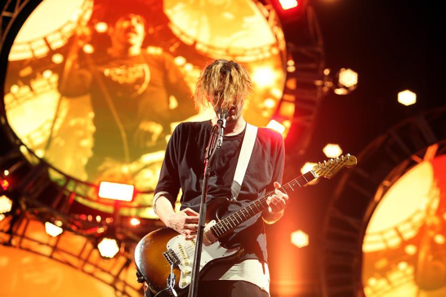 Open'er Festival 2016: Red Hot Chili Peppers / Fot. Joanna Combik