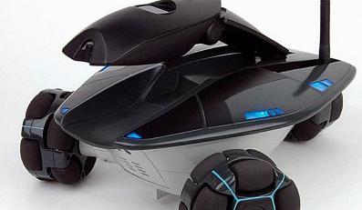 W Las Vegas można podziwiać Robota firmy WowWee Roviofot. materialy prasowe