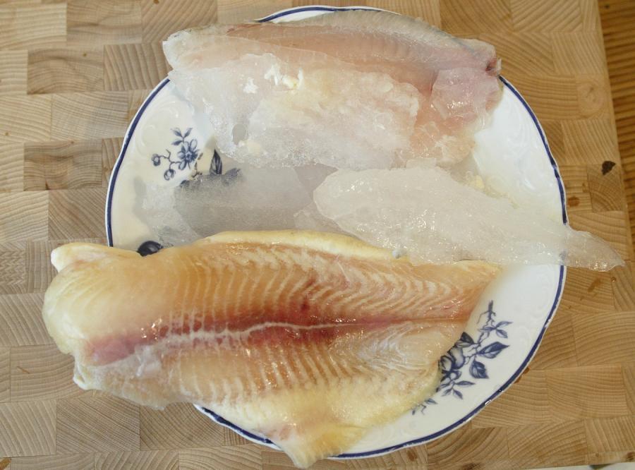 W zamrożonym filecie więcej wody niż ryby