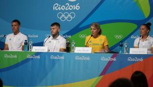Australiczycy zmienili zdanie i zamieszkają w wiosce olimpijskiej