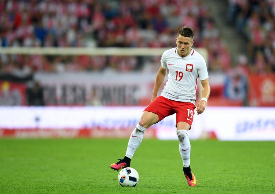 Środkowy pomocnik: Piotr Zieliński