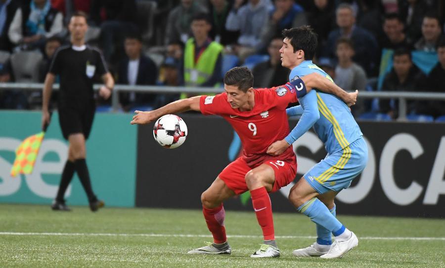 Kazachstan - Polska