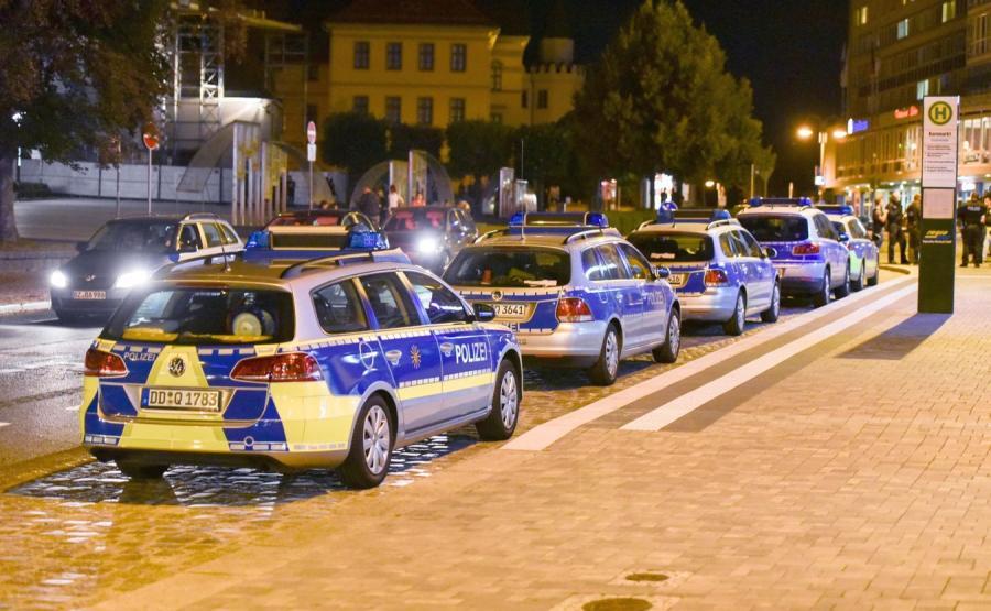 Policja w Budziszynie