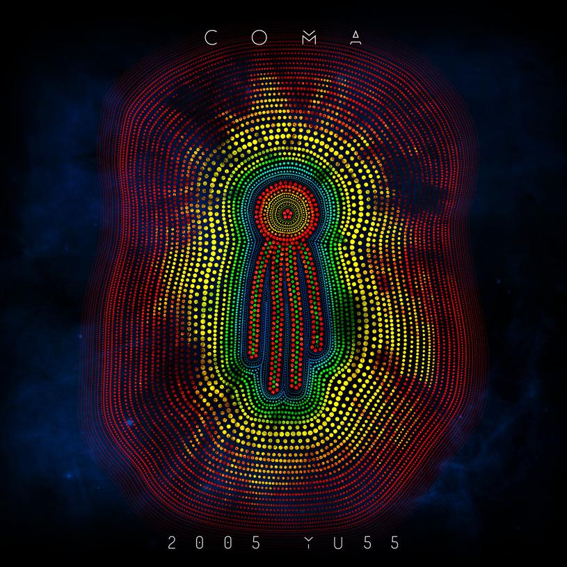Okładka płyta Comy \