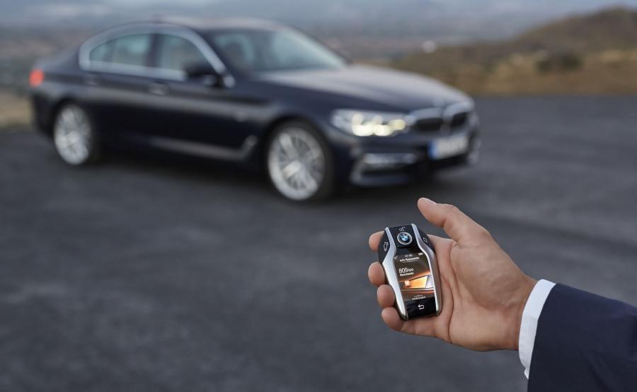 BMW serii 5 - zdjęcie poglądowe