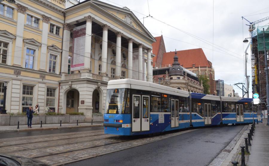 Wrocław, ul. Świdnicka