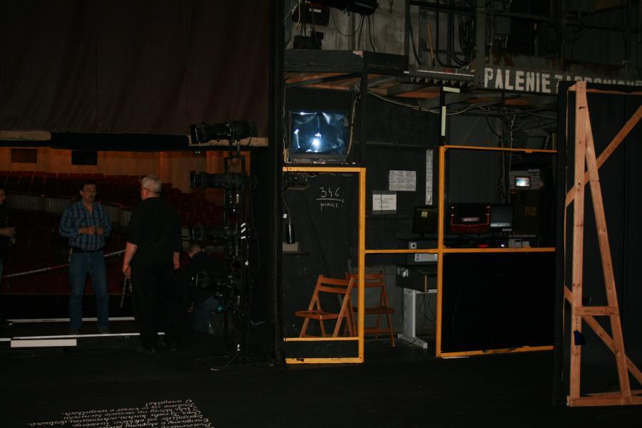 Na scenie Teatru Wielkiego