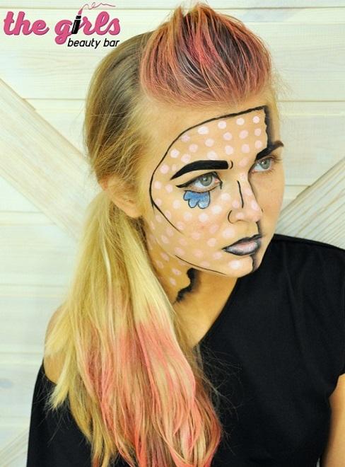 Zdjęcia Makijaż Na Halloween 5 Strrrasznie Zmysłowych Propozycji