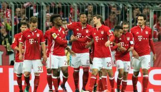 Piłkarze Bayernu Monachium