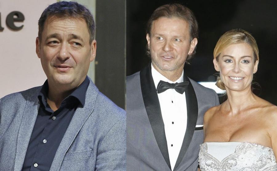 Jacek Rozenek, Radosław Majdan i Małgorzata Rozenek-Majdan