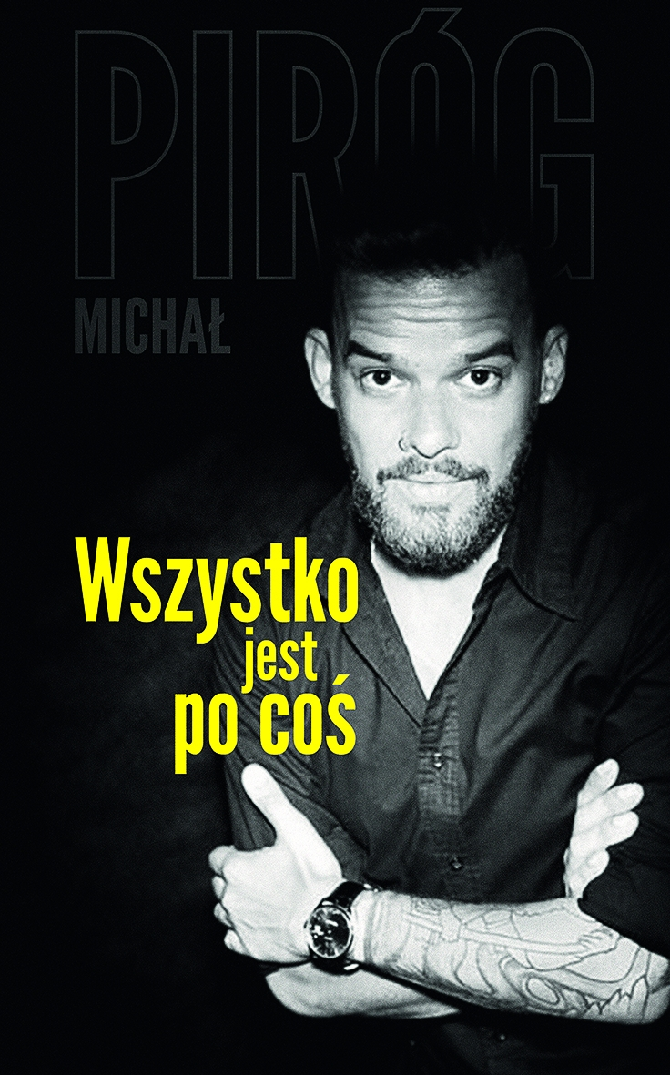 okładka książki Michała Piróga \