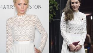 Paris Hilton i księżna Catherine