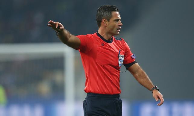 Damir Skomina sędzią meczu Polska - Włochy