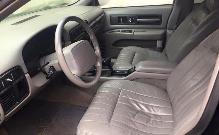 Chevrolet impala SS (1996) Przemysława Salety