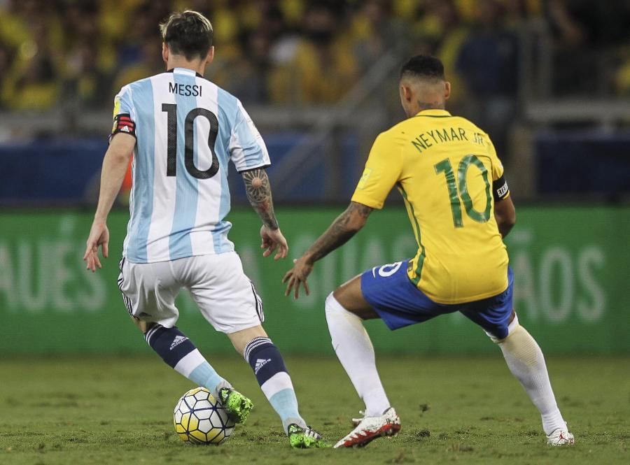Lionel Messi i Neymar