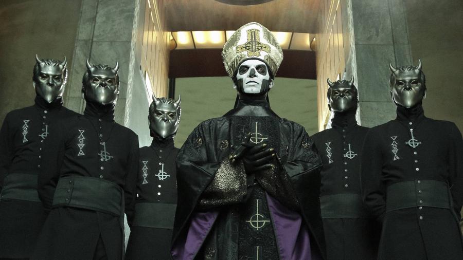 Ghost zagra w kwietniu 2017 roku w Warszawie