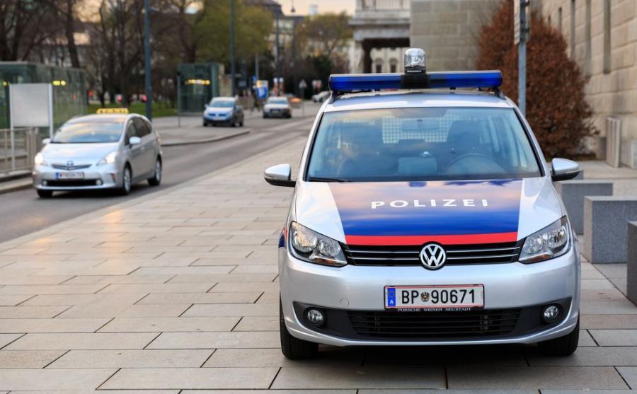 Policja w Austrii