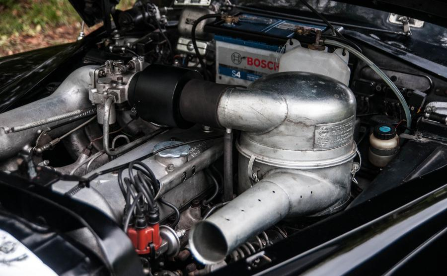Mercedes 300d Adenauer