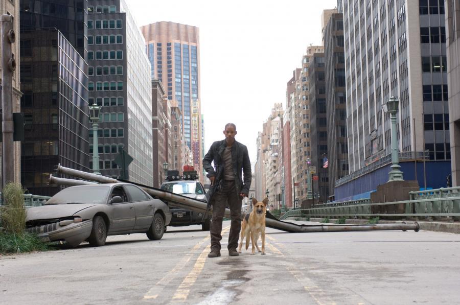 Will Smith znów musi ratować świat