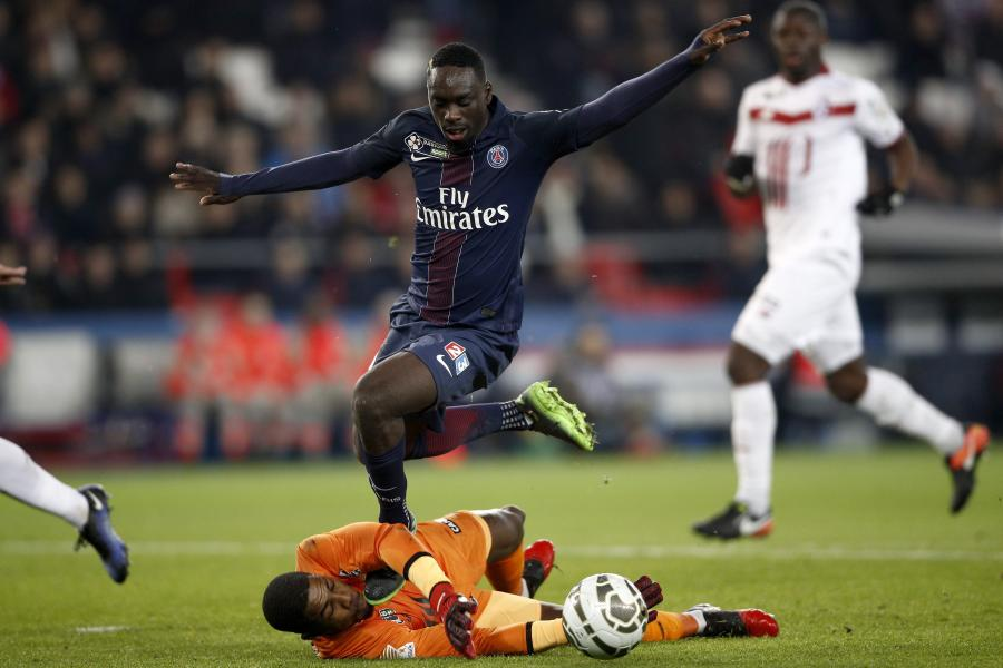 Jean-Kevin Augustin i Mike Maignan